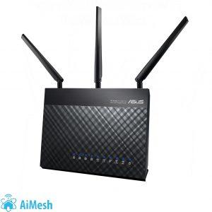 Routery, AP Asus DSL-AC68U
