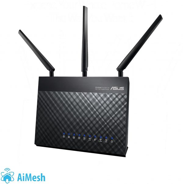 Routery, AP Asus RT-AC68U