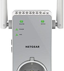 Netgear WiFi Range Extender EX3800 802.11ac, Dual Band EX3800-100PES - 2 zdjęcie