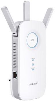 TP-Link RE450 Wireless Range Extender 802.11b/g/n/ac AC1750 , Wall-Plug Gigabit - 1 zdjęcie