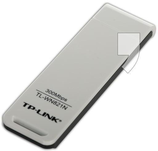 TP-Link TL-WN821N - 1 zdjęcie