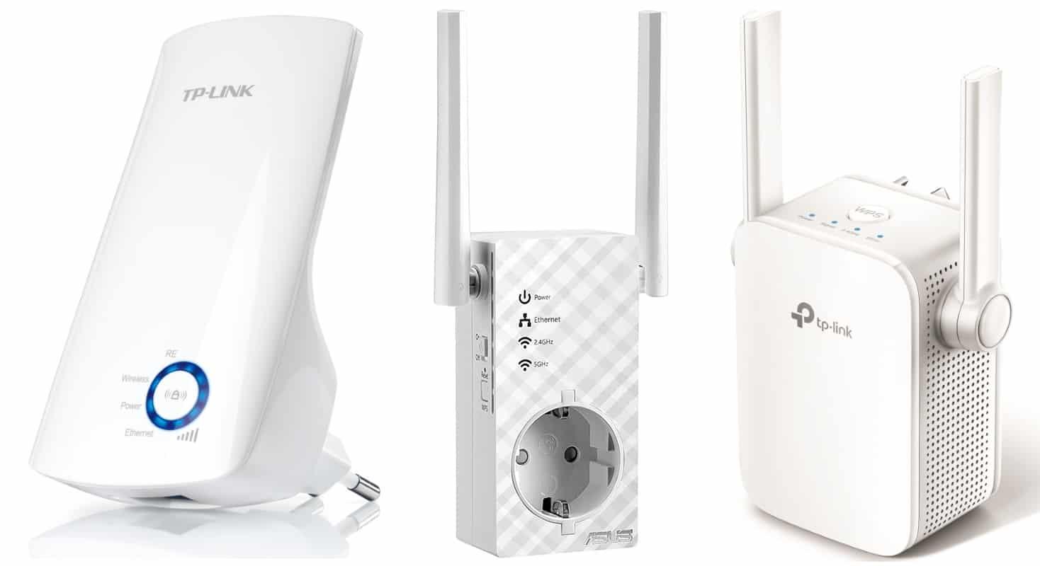 Wzmacniacz WiFi